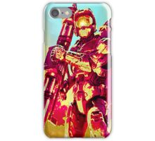 halo concept iPhone Case/Skin