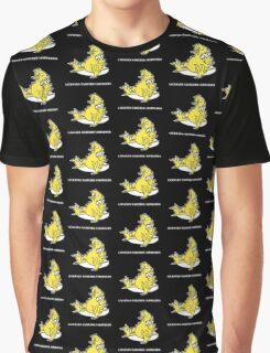 Licensed Chocobo Inbreeder Graphic T-Shirt