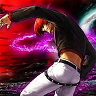 Red Hair Fighter by jpmdesign