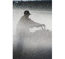 Quad driver Photographic Print