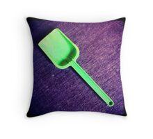 The spade Throw Pillow