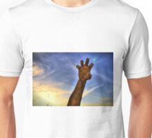 While Breath Is In Me Unisex T-Shirt