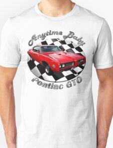Pontiac GTO Anytime Baby T-Shirt