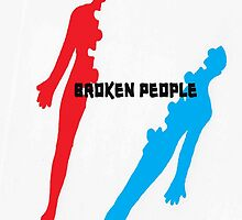 Broken people Jigsaw - Inspired by Twenty One Pilots by AGirlAndHisCat