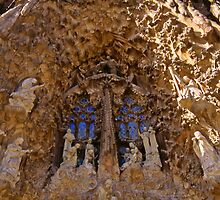 La Sagrada Familia by Alex Cassels
