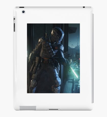 Spectre iPad Case/Skin
