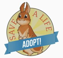 Adopt a Bunny! by Jaki Hong