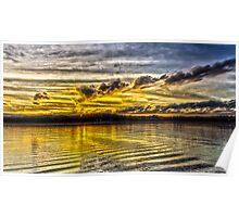Lake Lanier: Passing Storm II Poster