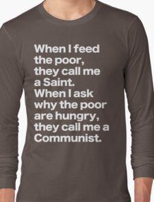 A Communist Long Sleeve T-Shirt