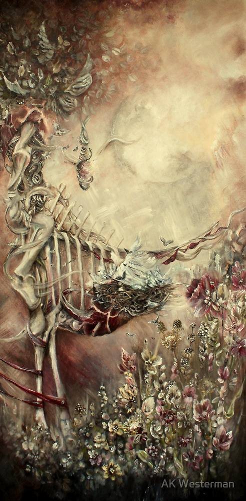 The Persistence In The Emergence Of Things by AK Westerman
