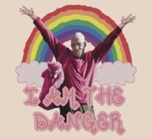 I am the danger princess by Leanne Harrison