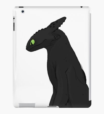 Toothless-Ipad iPad Case/Skin