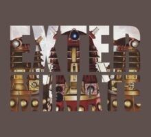 Doctor Who - Exterminate Kids Clothes