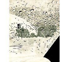 Rainy Day Photographic Print