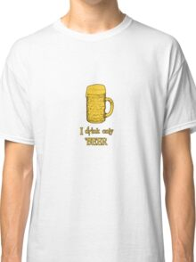 I Love Beer Classic T-Shirt
