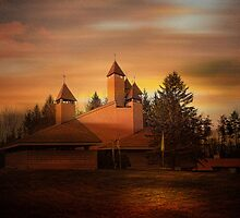 Holy Trinity Ukrainian Church  by PineSinger