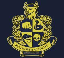 Bullworth Academy Crest by robertdaley