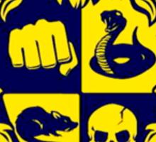 Bullworth Academy Crest Sticker