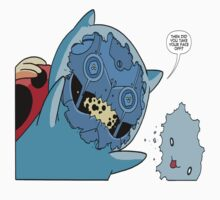 Face Off Catbug by sylvaticprawn