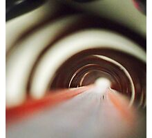 The Downward Spiral Photographic Print