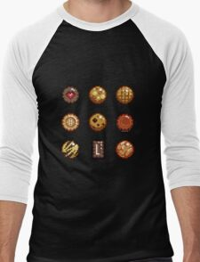 Cookies & Biscuits Men's Baseball ¾ T-Shirt