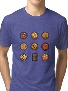 Cookies & Biscuits Tri-blend T-Shirt