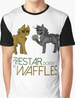 Firestar and Greystripe Graphic T-Shirt