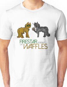 Firestar and Greystripe Unisex T-Shirt