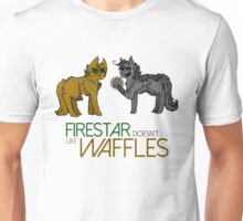 Firestar and Greystripe Unisex T-Shirt