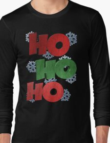 HO HO HO Long Sleeve T-Shirt