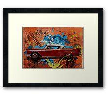Rebirth of Cadillac Framed Print