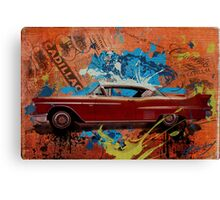 Rebirth of Cadillac Canvas Print