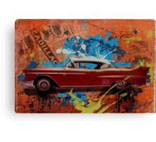 Rebirth of Cadillac Canvas Print