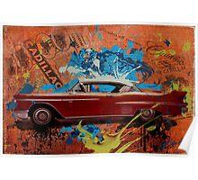 Rebirth of Cadillac Poster