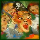 Chalk Portraits ~ Part Eleven by artisandelimage