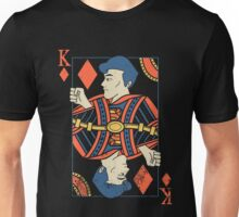 Justice Royalty - King of Strength Unisex T-Shirt