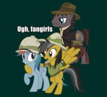 Ugh, fangirls by PinkiexDash
