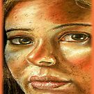 Chalk Portraits ~ Part Twelve by artisandelimage