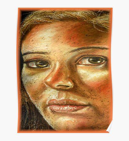 Chalk Portraits ~ Part Twelve Poster