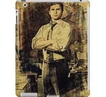 Clark Kent/Superman/The Blur (Tom Welling) iPad Case/Skin