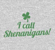 I call shenanigans! One Piece - Long Sleeve