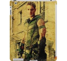 Green Arrow (Justin Hartley) iPad Case/Skin