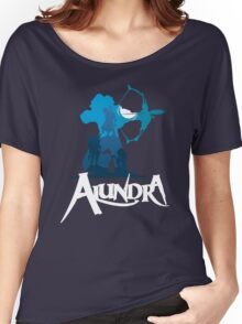 Alundra Women's Relaxed Fit T-Shirt