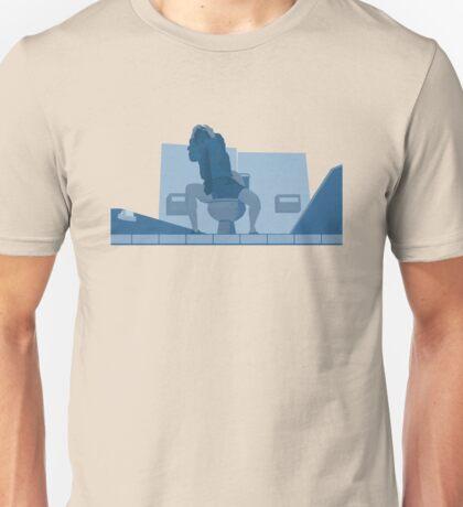 Jurassic Park Film Poster - feat Gennaro Unisex T-Shirt
