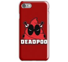 Deadpoo iPhone Case/Skin