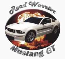 Ford Mustang GT Road Warrior One Piece - Short Sleeve