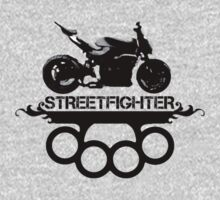 StreetFighter Motorcycle / Motorbike / Knuckle Duster Kids Clothes