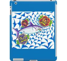 Shark Web iPad Case/Skin