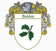 Bobbitt Coat of Arms/Family Crest by William Martin