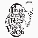 Sherlock Typography by soulthrow